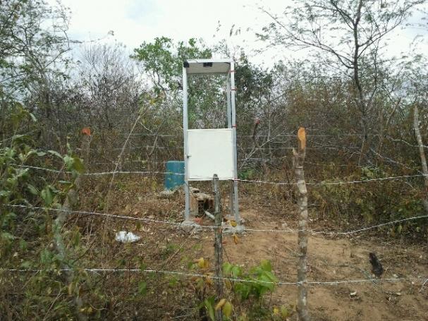 Estação sismológica da UFRN no município de João Câmara cb5769887a