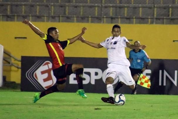 6ad9dc1637 Vitória mantém time de Ceará-Mirim vivo na Copa do Nordeste (Foto  Cidade  Verde)
