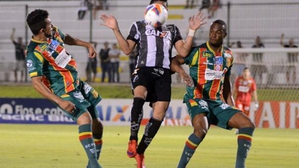 01c895cc69 Abc e Sampaio decidem quem vai para a final (Foto  Bocão News)