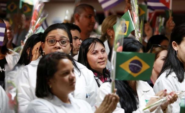 a0e4fdd88ce9a De 3 1 a 4 1 19 - Médicos estrangeiros formados no exterior escolhem  municípios com vagas disponíveis