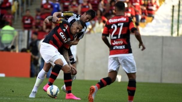 Flamengo e Santos se enfrentam nesta quinta (28) 04b755917d89f