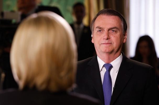 d7575a53be3 Jair Bolsonaro na grande rede americana, na Fox News (Foto: Opinião e  Notícia)