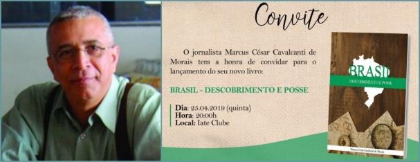 abd9ab1558 Lançamento do livro Brasil - Descobrimento e Posse