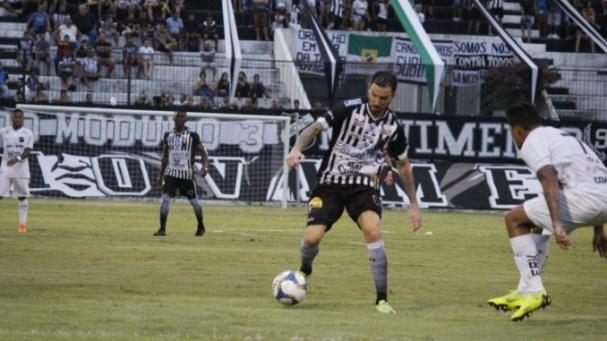 1dcf496d7 Abc perde de virada para o Botafogo PB (Foto  Paraíba Já)