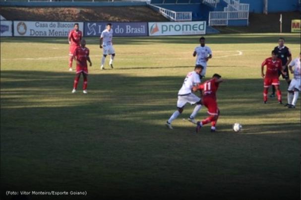 4d24ba0c26 Empate com gols dá passagem para a próxima fase ao Aparecidense de Goiás