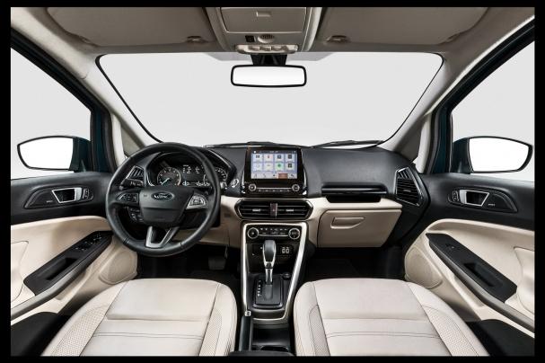 90db64aa15a Novo Ecosport Titanium com câmbio automático