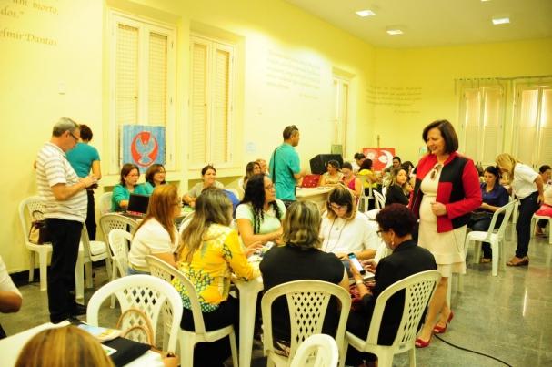 Fundação Telefônica Vivo realiza curso de formação junto à rede pública de  ensino de Mossoró (Foto  Divulgação) c8c7971b7adc3