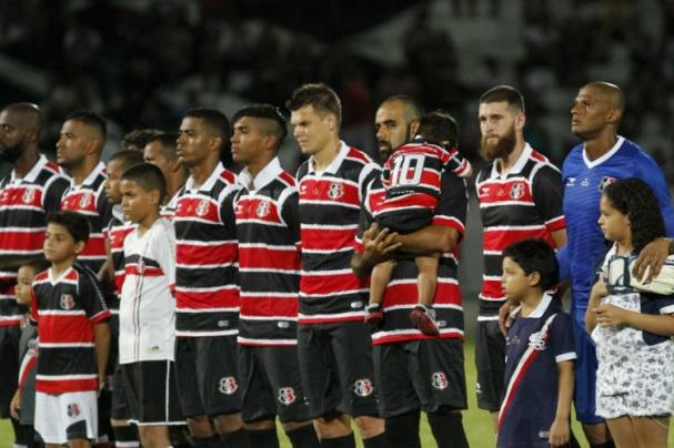 be6feee505e5e Santa Cruz garante participação na Copa do Nordeste 2018 (Foto   Superesportes PE)