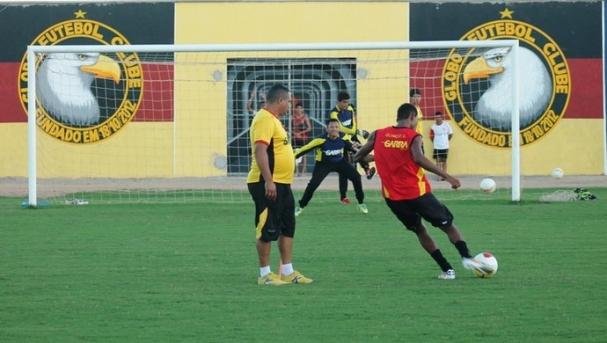 2227b2477e Time potiguar precisa vencer por dois gols de diferença para ter acesso a  série C. (Foto  Globo Esporte RN)