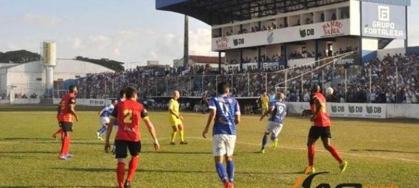 Globo decide vaga em casa contra o URT (Foto  AG Esporte) 9d4872a4e5d19