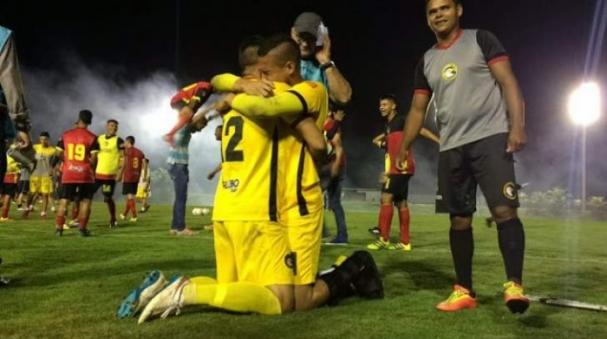 É com folga a equipe mais organizada do futebol do Rio Grande do Norte 606f915849262